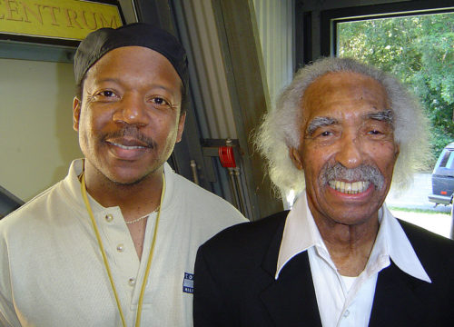 Gerald Wilson and Kenney Polson